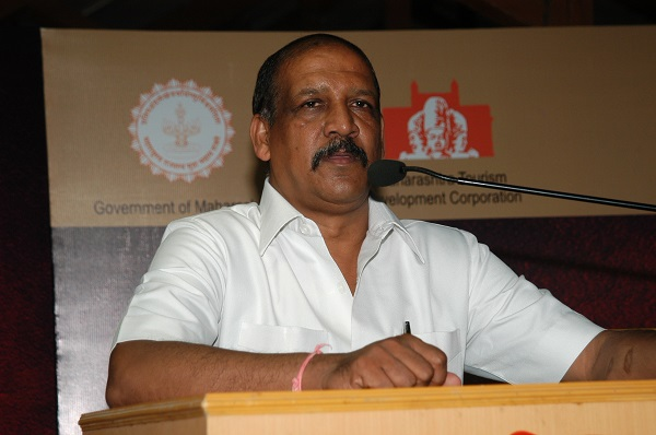 Minister for medical education Dr Vijaykumar Gavit